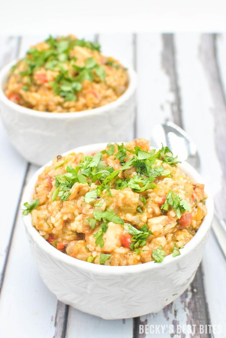 Hubby's Spicy Jambalaya Recipe-4