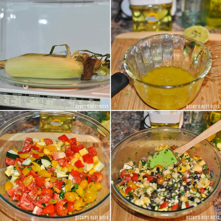 Honey Lime Mexican Chopped Salsa Instructions