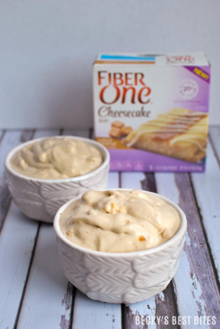 Healthy Two-Ingredient Ice Cream Dessert-2