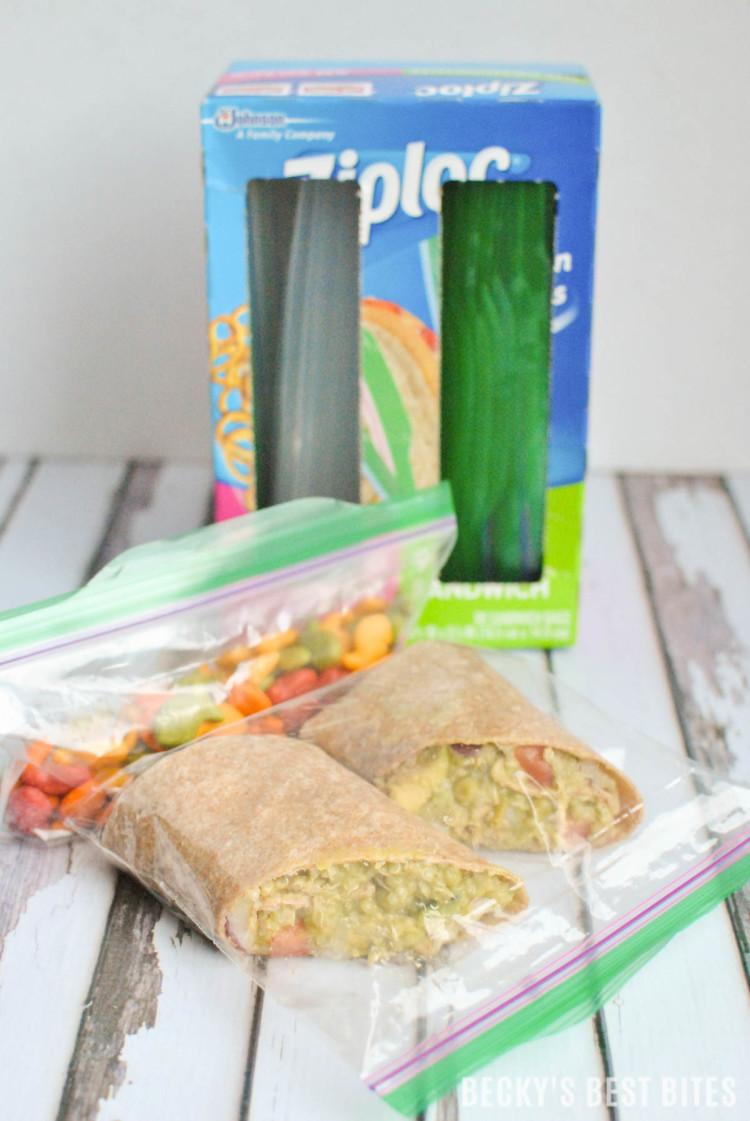 Guacamole Quinoa Chicken Wrap_-4