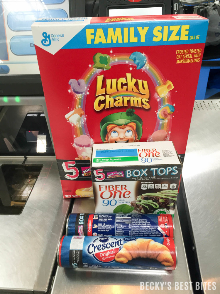 Start the School Year Off Right with Bonus Box Tops