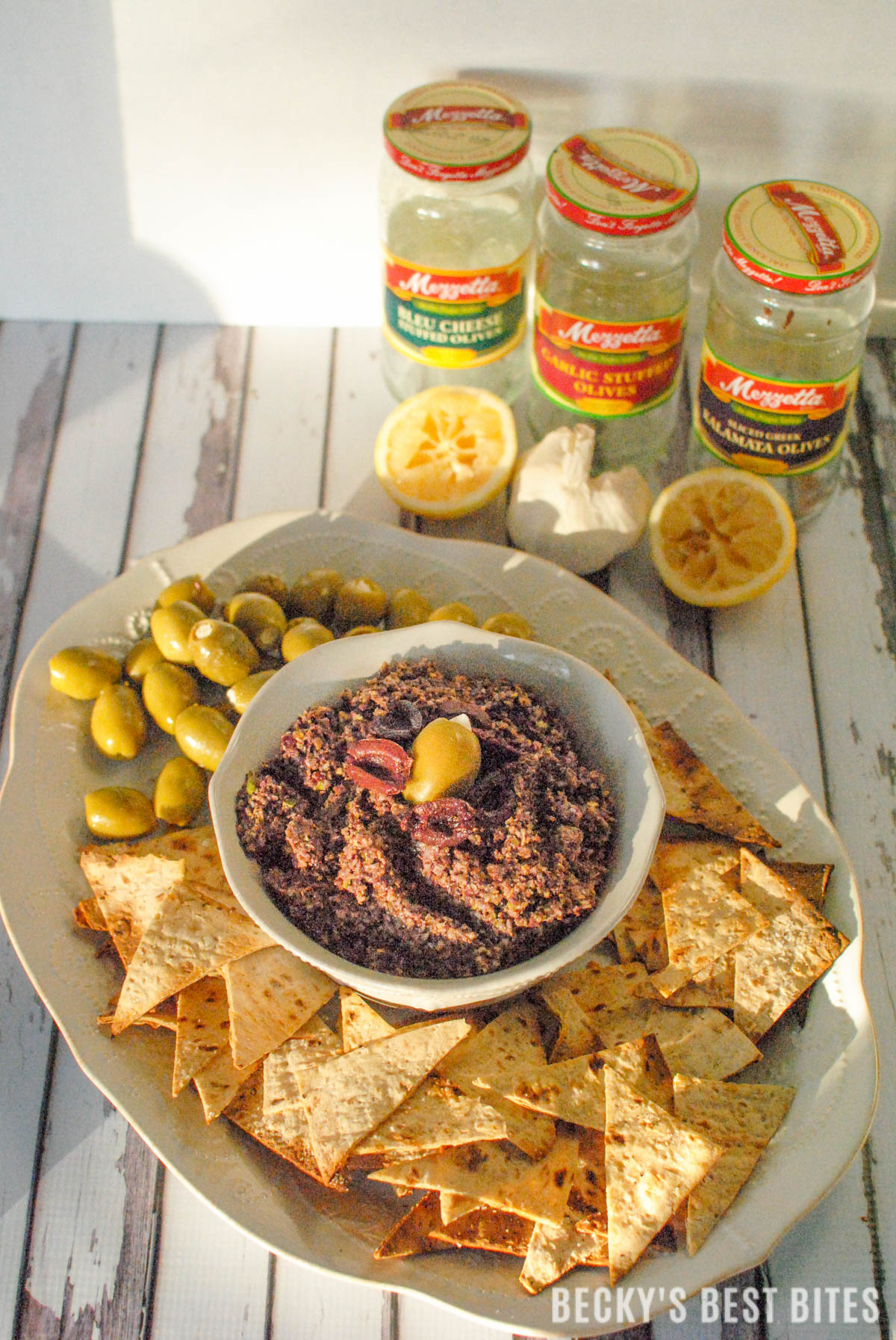Olive and Pistachio Pesto #MezzettaMemories-7