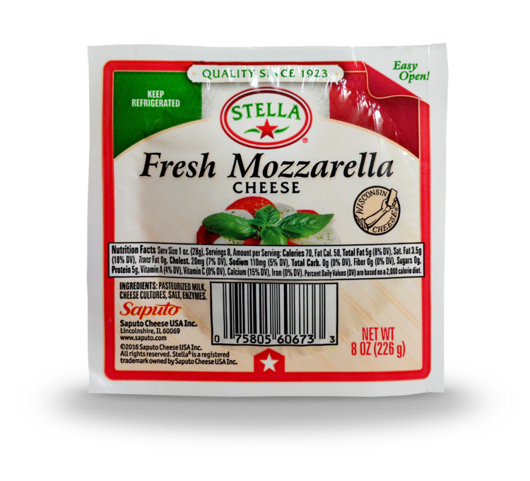 Lemon Mint Pesto and Mozzarella Stuffed Chicken with Zoodles is healthy and easy for any family meal or entertaining! Cooking Italian food doesn't have to be complicated! Try this tasty recipe made with Stella® Fresh Mozzarella! | beckysbestbites.com #ad #FreshisBest #StellaCheeses #QualitySince1923