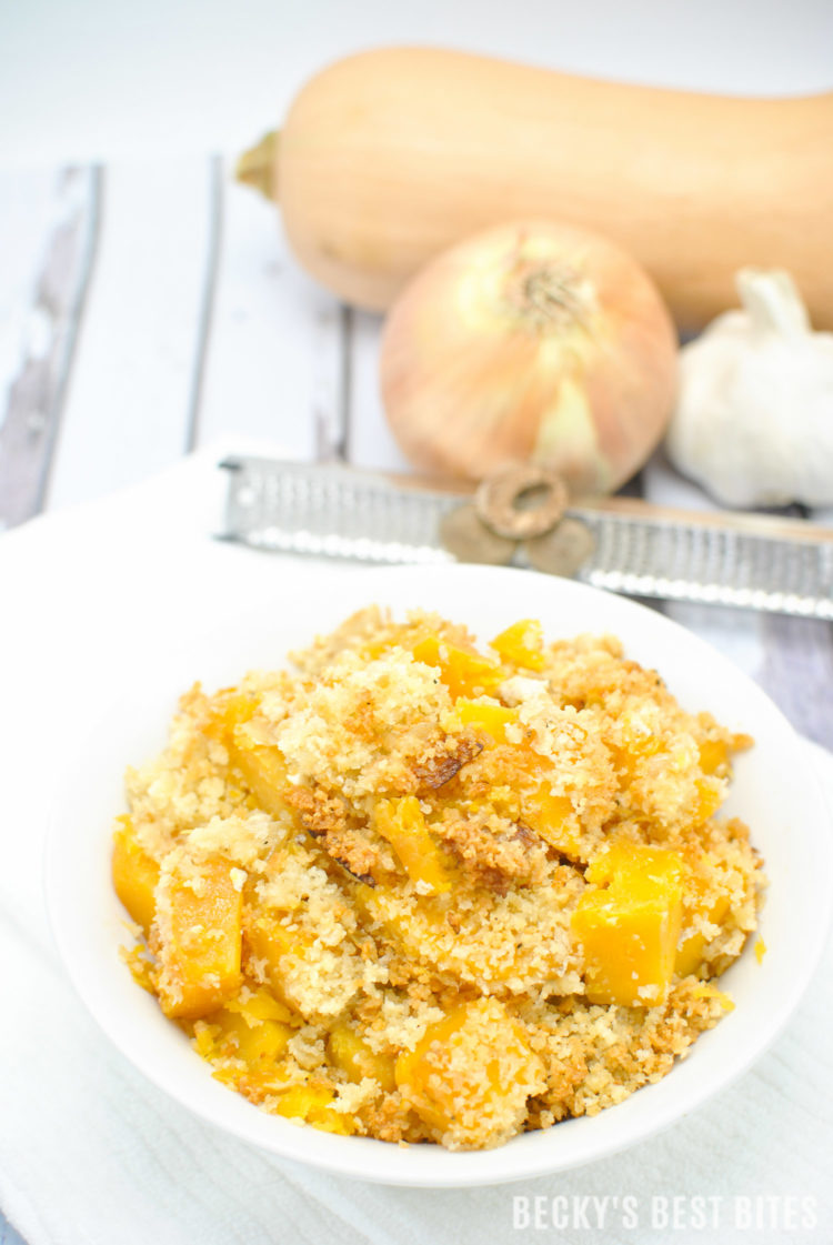 healthier-butternut-squash-casserole-with-panko-parmesan-breadcrumb-topping-6