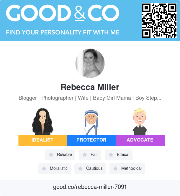 I Know the Key to Finding Workplace Happiness! Discover your personal brand and personality compatibility with the fun quizzes on the Good&Co career app. #ad | #knowyourself beckysbestbites.com