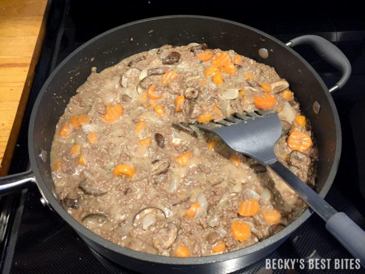 Lean Ground Beef Stroganoff Becky S Best Bites Healthy Recipe